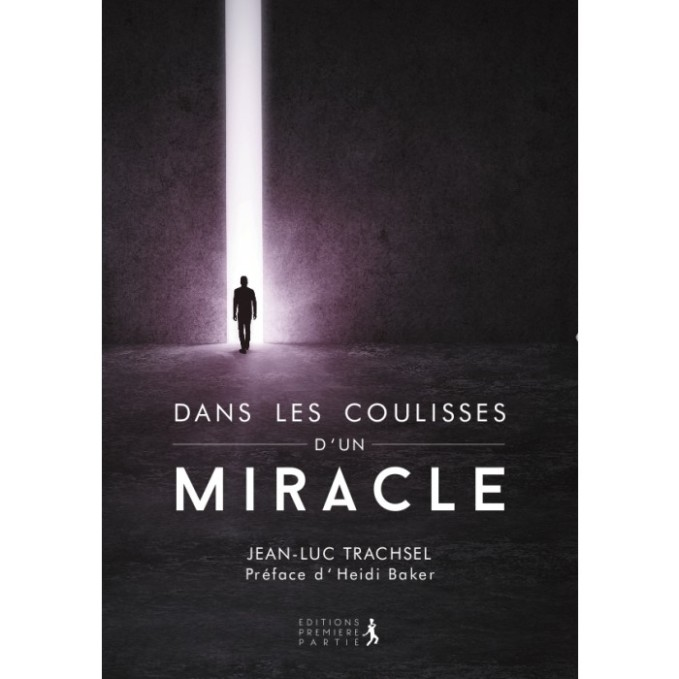 livre dans mes coulisses d'un miracles